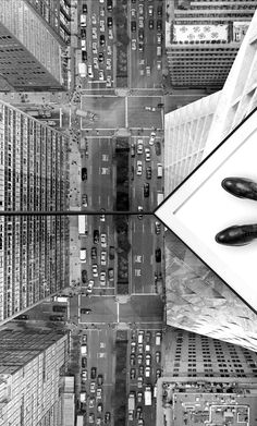Another dizzying site.....  OMA [Rem Koolhaas | Competition for New Tower at 425 Park Avenue, NY].
