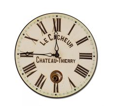 vintage french wall clock wallpaper download full free high resolution