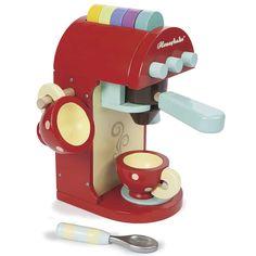 Le Toy Van Toy Coffee Machine | JoJo Maman Bebe