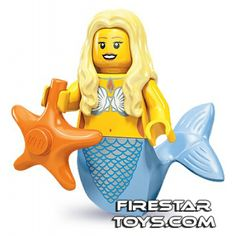 LEGO Minifigures - Mermaid