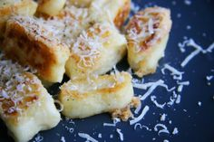 I Will Not Eat Oysters: Parmesan Ricotta Gnocchi and May 2-4