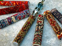 Ecig Battery Sleeve Wrap for Ego and Vision by VapingTreasures, $10.00