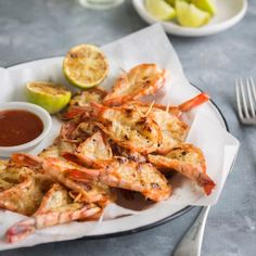 Provide finger bowls with lemon and plenty of paper napkins for this much loved ultimate 'finger food'. Prawn Recipes, Lobster Recipes, Seafood Recipes, Savoury Finger Food, Finger Foods, Prawn Shrimp, South African Recipes, Portuguese Recipes, Seafood Dishes