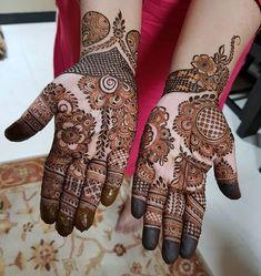 51 Impressive Diwali Mehndi Designs For Newlywed Brides Celebrating Their First Diwali Post-Nuptials Khafif Mehndi Design, Mehandhi Designs, Simple Arabic Mehndi Designs, Full Hand Mehndi Designs, Mehndi Designs For Fingers, Mehndi Art Designs, Mehndi Patterns, Latest Mehndi Designs, Bridal Mehndi Designs