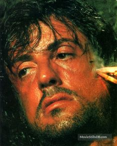A gallery of Rambo: First Blood Part II publicity stills and other photos. Featuring Sylvester Stallone, Julia Nickson, Richard Crenna, Andy Wood and others. Stallone Movies, Watercolor Portrait Tutorial, Rocky Series, Silvester Stallone, John Rambo, Military Action Figures, First Blood, Bad To The Bone, Movies