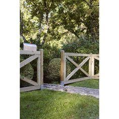 14 Best Wooden Fences Images In 2017 Clôtures En Bois