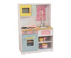 Cuisine pour enfants COUNTRY, pastel - H93