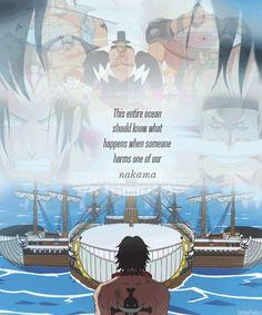 Ace <3, One Piece