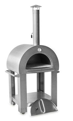 Features:  -Professional style all stainless steel pizza oven.  -Risk-free 30 days no questions ask return policy.  -Heating time: 5 minutes.  -G.W.:105kg N.W.:100kg.  -Accessories included: No.  -Mat