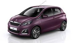 #Peugeot #108. La piccola utilitaria francese amata dai giovani. Versione TOP a 5 porte.