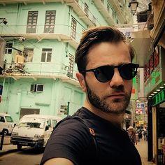 Yavuz Dayioglu @yavuzdayioglu Chow Mo-wan: It's...Instagram photo | Websta (Webstagram)   Frame: Gregory Peck