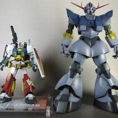 Gundam Mobile Suit, Msv, Bowser, Robot, Robots