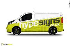 Best Opel Vivaro Wrap Design for Signs, Signage & Wraps Company Van Wrap, Car Painting, Race Cars, Signage, Camper, Automobile, Branding Design, Wraps, Flag