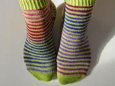 Lankaterapiaa: Same old same old - Noro stripes again