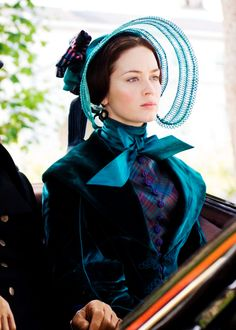 Queen Victoria - Emily Blunt in The Young Victoria, set in the 1830s and 1840s  (2009).