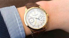 Patek Philippe 5170J Review! - A classic iconic timepiece