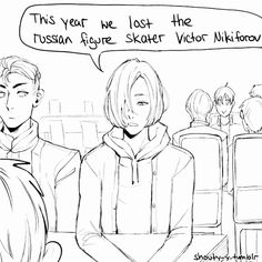 1/3 Yuri on ice: brother bear