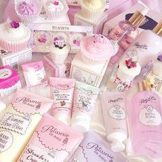 Bath Goodies | Rose & Co. and Patisserie De Bain