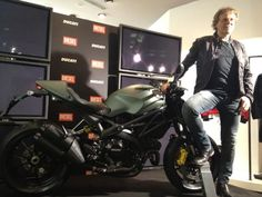 Ducati Monster by Diesel, with @RenzoRosso