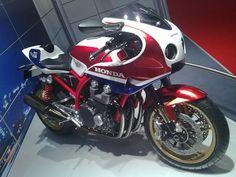 Honda showcases concept bikes at Cologne | MCN