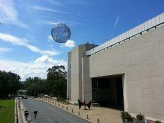 National Gallery of Australia.... everything art.... including Jackson Pollick