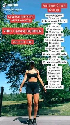 Quarantine workout challenge