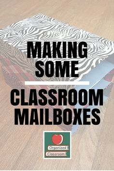 I LOVE the usefulness of student mailboxes, but paper sorter can get pricey! My solution is perfect for your classroom if you have a limited budget.