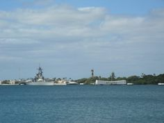 Pearl Harbour, Oahu, HI #visited #usa #hawaii