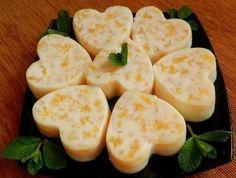 десерт из заварного крема