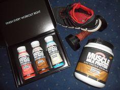 Trainingsbericht   mytest.de Produkttests #musclemilkprotein #mytest #Produkttest