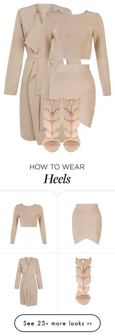 """Untitled #2790"" by xirix on Polyvore featuring Giuseppe Zanotti"