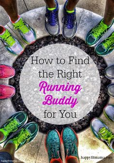 Tired of running solo? Follow these tips to find the right running buddy for you.