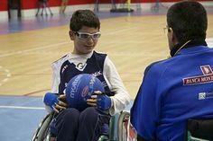 Minibasket in carrozzina: Magik Basket