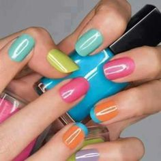 36 Best 2014 Summer Time Nail Designs Images On Pinterest Nail