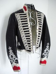 Hussar drummer boy jacket.  Anything Napoleonic can pretty much be turned into Circus Punk (if you try)