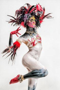 Nawa Tribe by mastertouch on deviantART ~ETS #nawatribe #art
