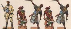 TOYS & SOLDIERS: SANDOKAN DI CARTA