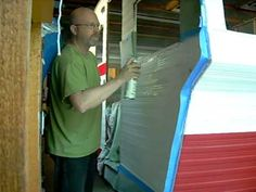 $50 Paint Job on my Shasta Camper - Great video for a DIY restoration