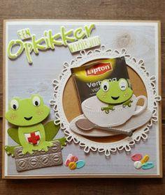 Marianne Design Challenge Blog Marianne Design Cards, Diy And Crafts, Paper Crafts, Kids Cards, Challenges, Shapes, Projects, Blog, Mushroom