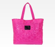 Hello Kitty Shoulder Tote HOT Pink Quilt! Pink Hello Kitty, Sanrio Hello  Kitty, 8d90a83c9d