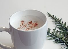 Start Your Day with a Warm Cup of Spiced Almond Milk!