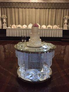unique wedding cake tables - Google Search Cake Table, Dessert Table, Unique Wedding Cakes, Wedding Decorations, Wedding Ideas, Tables, Google Search, Cheryl, Home Decor
