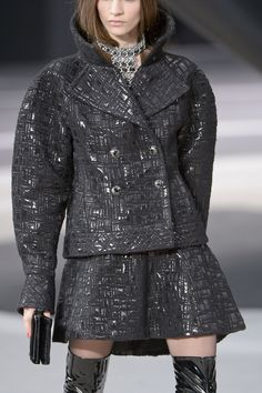 Chanel at Paris Fashion Week Fall 2013 - StyleBistro