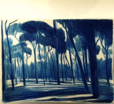 Marfigram — Landscapes by Andrea Serio