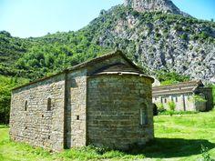 Os invitamos a pasear por San Pablo de Obarra.  #historia #turismo  http://www.rutasconhistoria.es/loc/ermita-de-san-pablo-de-obarra