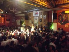 Traço de União lotado!!! Show de Luciana Carvalho na Feijoada do Traço de União (SP). 17 de novembro de 2012 (via @lucarvalhosamba)