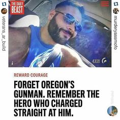 "Prayers to him for a speedy recovery   #Repost @veterans_ar_build with  @repostapp  You are going to hear a lot about gun control from Obama.  You will not hear this story from him.  Army vet charges active Oregon shooter.  Follow this story.  #Repost @murderyassmofo  repost via @instarepost20 from @9minded ""The Chris to remember is 30-year-old Chris Mintz (@mintzchris) the student and Army vet who was shot at least five times while charging straight at the gunman in an effort to save…"