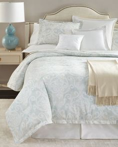 Lara+Bedding+by+Charisma+at+Horchow.