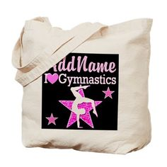 CHAMPION GYMNAST Tote Bag Personalized Gymnastics bags and tote to motivate your fabulous Gymnast. http://www.cafepress.com/sportsstar/10114301 #Gymnastics #Gymnast #WomensGymnastics #Gymnastgift #Lovegymnastics #PersonalizedGymnast