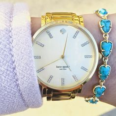 Kate Spade watch 40% off + Kendra Scott //Stylish Sassy and Classy